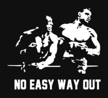 Rocky no easy way out by jorgebld