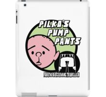 Karl Pilkington - Pilkos Pump Pants iPad Case/Skin
