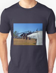 Helos and Fighter Planes T-Shirt