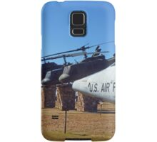 Helos and Fighter Planes Samsung Galaxy Case/Skin