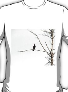Double Crested Cormorant T-Shirt