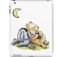 Pooh - Goodnight iPad Case/Skin