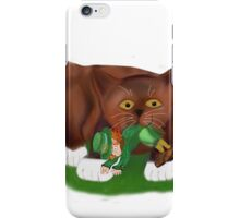 Look What I Found Meows Kitten iPhone Case/Skin