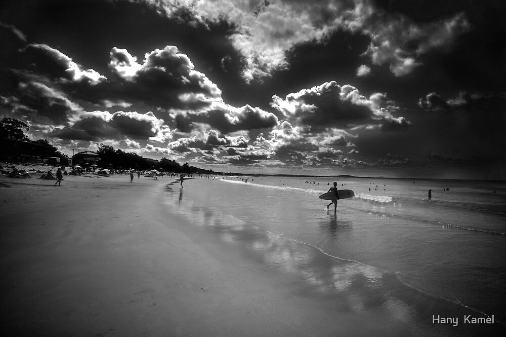 Black and White Interpretation by Hany  Kamel