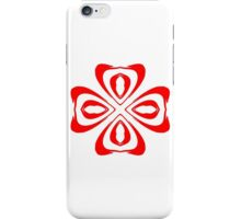 Love Clover iPhone Case/Skin