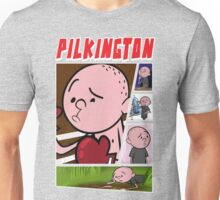 Karl Pilkington - Fan Montage Unisex T-Shirt