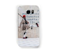 Presidential Guard Evzones Samsung Galaxy Case/Skin