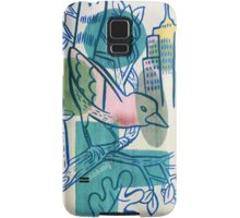 City Tweets Samsung Galaxy Case/Skin