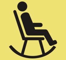 Rocking chair One Piece - Short Sleeve