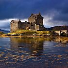 Eilean Donan Castle by hebrideslight