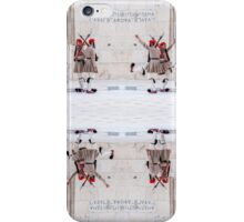 Presidential Guards Evzones X16 iPhone Case/Skin