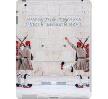 Presidential Guards Evzones X8PA iPad Case/Skin