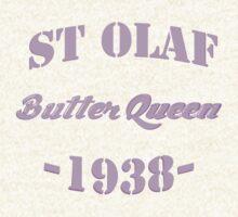 St Olaf Butter Queen by MsCristaMarie