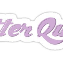 St Olaf Butter Queen Sticker