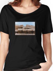 Parthenon pediment horses Women's Relaxed Fit T-Shirt