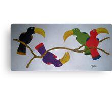 Community Stick Canvas Print
