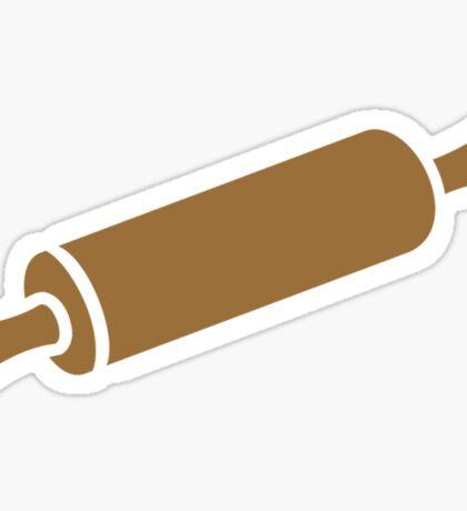 Rolling pin Sticker