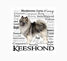 Keeshond Traits Unisex T-Shirt