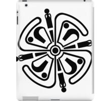 Haven Tv Tattoo iPad Case/Skin