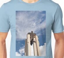 High church turret cross Unisex T-Shirt