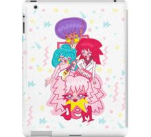 jem and the holograms iPad Case/Skin