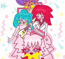 jem and the holograms by ladylove4u