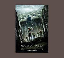 The Maze Runner: Movie Poster Unisex T-Shirt