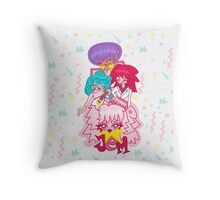 jem and the holograms Throw Pillow