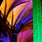 Anglican Cathedral -Concert Night by Debra Kurs