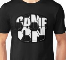 Game On Soccer Style Unisex T-Shirt