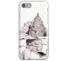 Postbridge Dartmoor iPhone Case/Skin