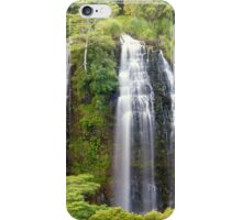Jungle Falls Falling iPhone Case/Skin
