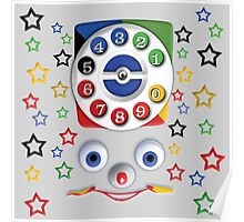 Toys Dial Phone Poster
