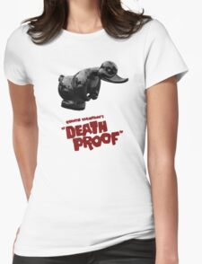 Death Proof - Duck Womens Fitted T-Shirt