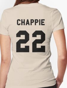 Chappie Scout 22.- 3 Womens Fitted T-Shirt
