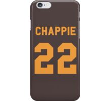 Chappie Scout 22.- 2 iPhone Case/Skin