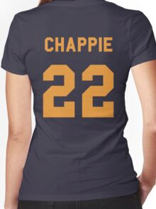 Chappie Scout 22.- 2 Women's Fitted V-Neck T-Shirt