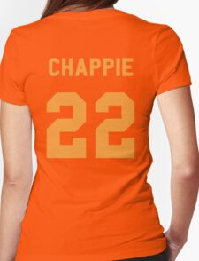 Chappie Scout 22.- 2 Womens Fitted T-Shirt