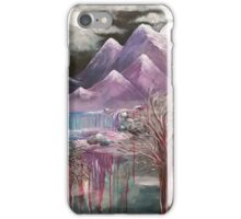 'scape by Wstyd iPhone Case/Skin
