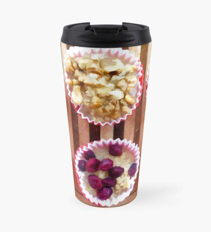 Blueberries, raisins and walnuts Travel Mug