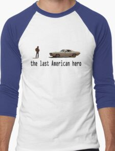 Vanishing Point - The Last American Hero  Men's Baseball ¾ T-Shirt