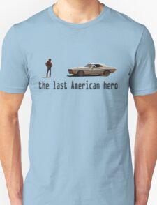 Vanishing Point - The Last American Hero  Unisex T-Shirt