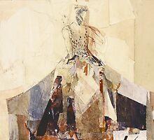 Hommage à Beardsley I by Ute Rathmann