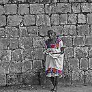 Mayan lady by Daniela Reynoso Orozco