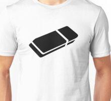 Black eraser Unisex T-Shirt