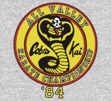 The Cobra Kai Karate Clan Kids Clothes