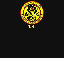 The Cobra Kai Karate Clan Womens Fitted T-Shirt