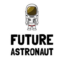 Future Astronaut by AmazingMart