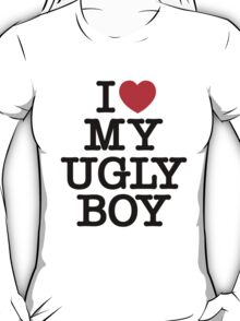 Die Antwoord - I Love My Ugly Boy (black) T-Shirt