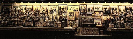 Billy Goat Tavern by Grant Davidson
